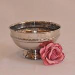 17cm Silver Bowl